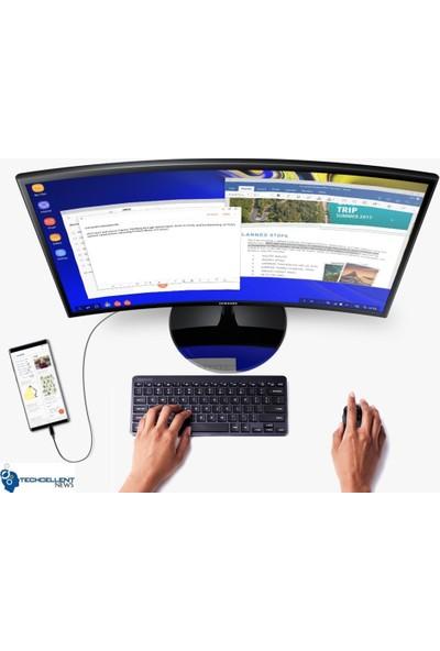 Sunix Type-C HDMI Telefon TV Görüntü Aktarım Kablosu. 4K UHD + FHD. 2 Metre
