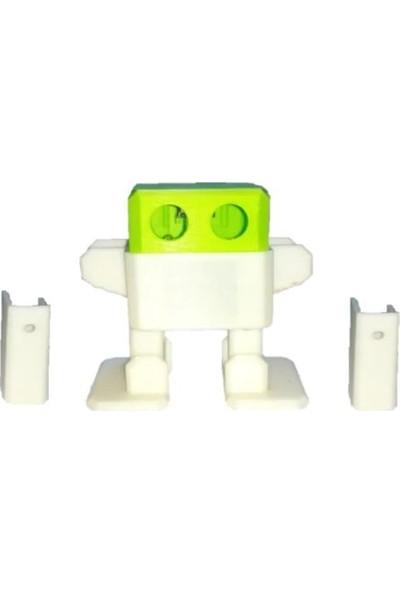 Robot Diyarı Kollu Otto Robot Baskısı