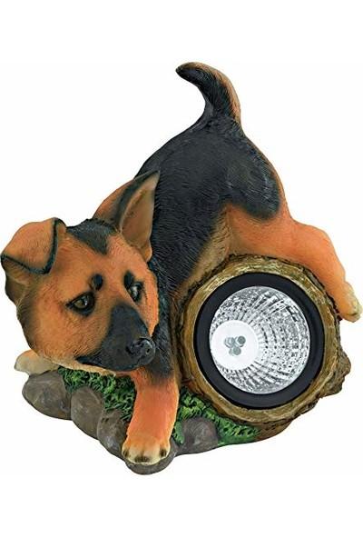 Eglo Güneş Enerjili Dekoratif Köpek