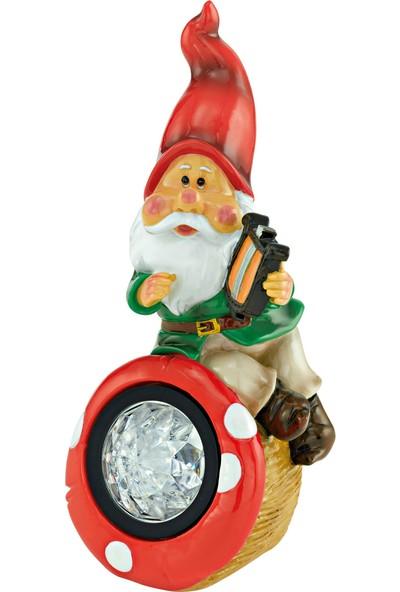 Eglo Güneş Enerjili Noel Baba