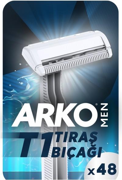 Arko Men T1 Tıraş Bıçağı 48'li