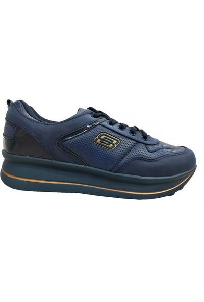 Swift 3061 Bağcıklı Kadın Spor Ayakkabı