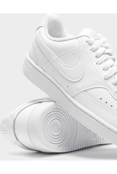 Nike CD5434-100 Court Vision Low Günlük Spor Ayakkabı