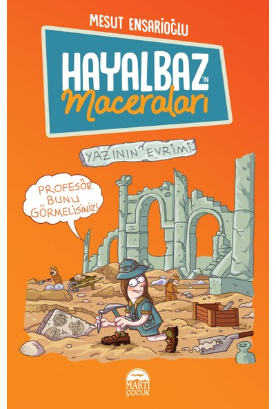 Hayalbaz'In Maceraları 3 - Mesut Ensarioğlu