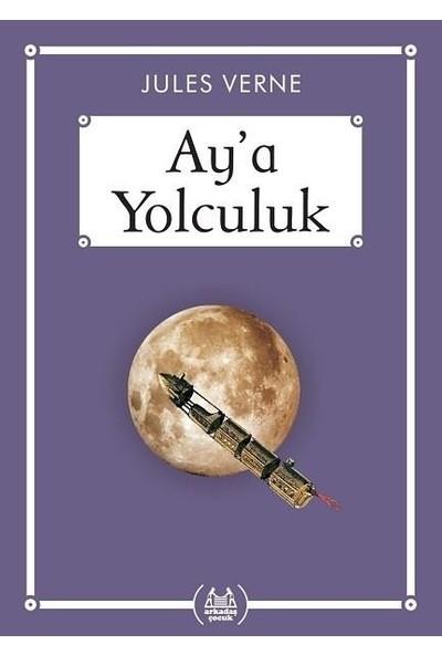 Ay'A Yolculuk (Gökkuşağı Cep Kitap) - Jules Verne