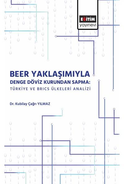 Beer Yaklaşımıyla Denge Döviz Kurundan Sapma - Kubilay Çağrı Yılmaz