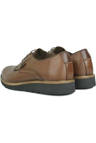 Erkan Kaban 914503 167 Erkek Taba Deri Klasik Ayakkabı