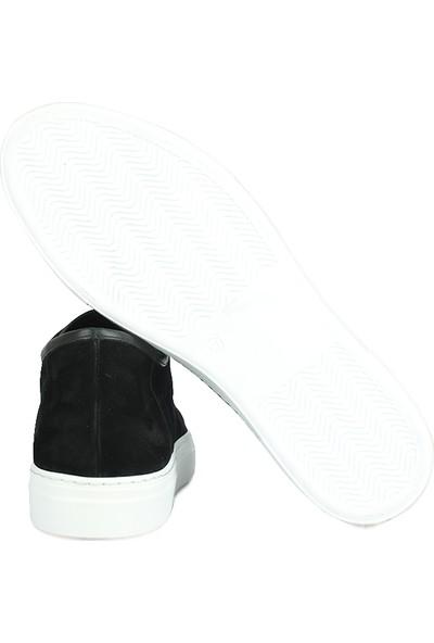 Erkan Kaban 286001 025 Erkek Siyah Süet Ayakkabı