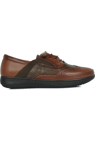 Erkan Kaban 155028 167 Kadın Taba Günlük Ayakkabı