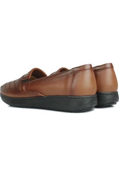 Erkan Kaban 155008 167 Kadın Taba Günlük Ayakkabı