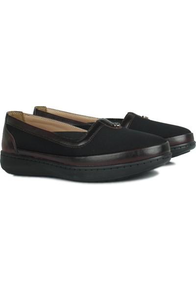 Erkan Kaban 155039 064 Kadın Siyah Günlük Ayakkabı