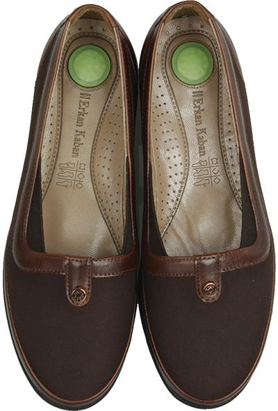 Erkan Kaban 155039 232 Kadın Kahve Günlük Ayakkabı