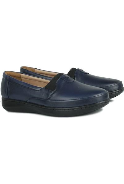 Erkan Kaban 155001 424 Kadın Lacivert Günlük Ayakkabı