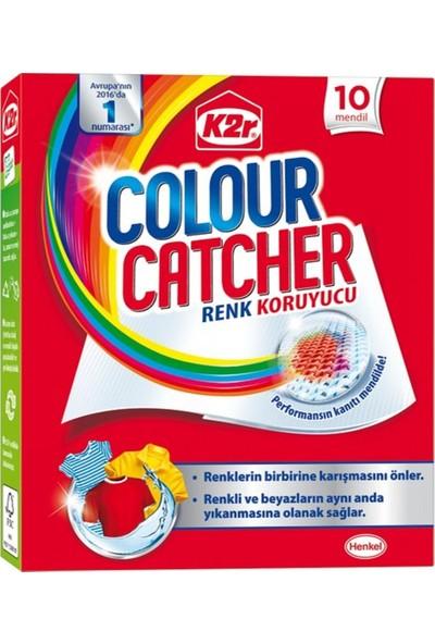 K2R Colour Catcher Renk Koruyucu Mendil 10'lu 12'li Set