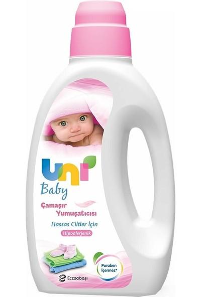 Uni Baby Çamaşır Yumuşatıcı 1500 ml 6'lı Set