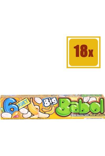 Bigbabol Stick Muzlu 18'li Set