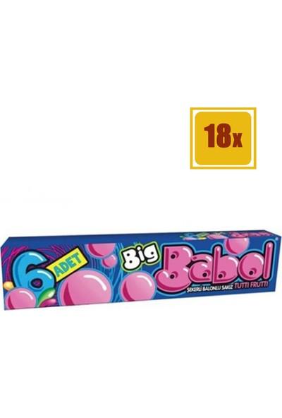 Bigbabol Stick Tutti Frutti 18'li Set