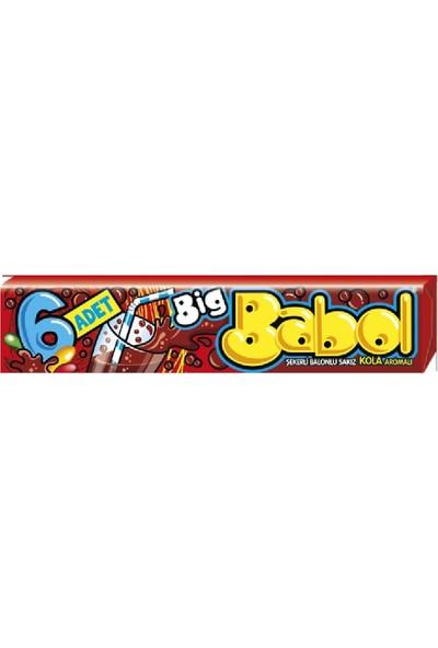 Big Babol Stick Kola 18'li x 25 gr