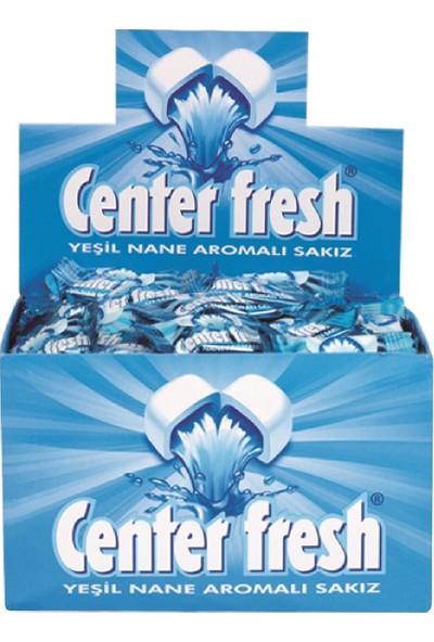 Center Fresh Mono Yeşil Nane 90'lı x 4 gr