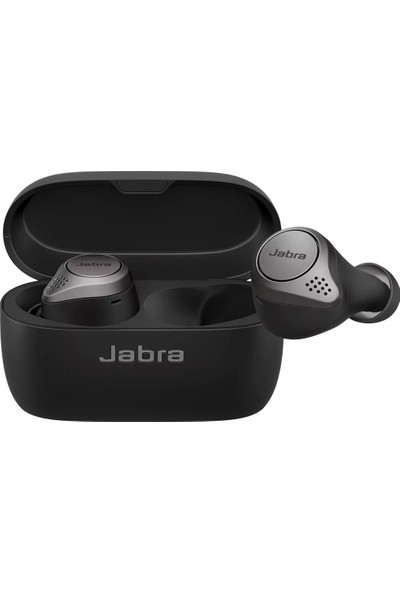 Jabra Elite 75T Kulakiçi Bluetooth Kulaklık Titanyum Siyah