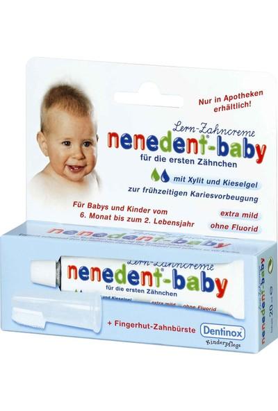 Nenedent Baby Bebek Diş Macunu & Diş Kaşıyıcı Fırça 6 Ay - 2 Yaş