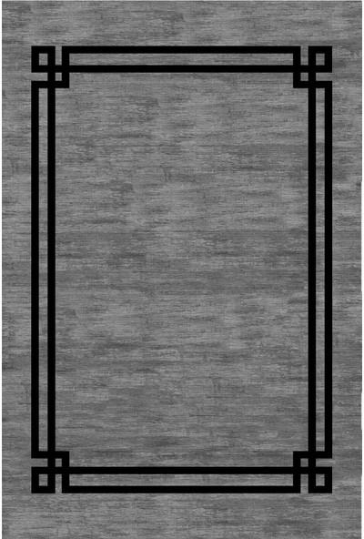 Rugs İtalia Grey Black Halı