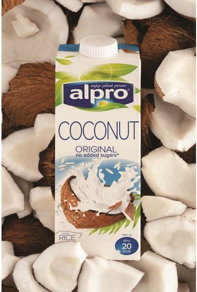 Alpro Hindistan Cevizi Sütü 1 lt x 2 Adet