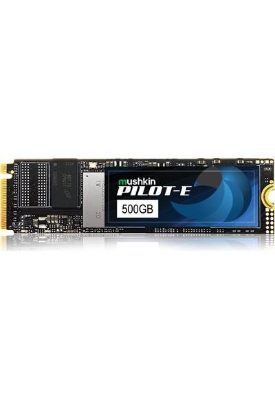Mushkin Pilot-E MKNSSDPE500GB-D8 500GB 3500MB-2300MB/s NVMe M.2 PCIe SSD