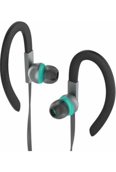 Mastek MS10 Mikrofonlu Stereo Sporcu Kulaklık