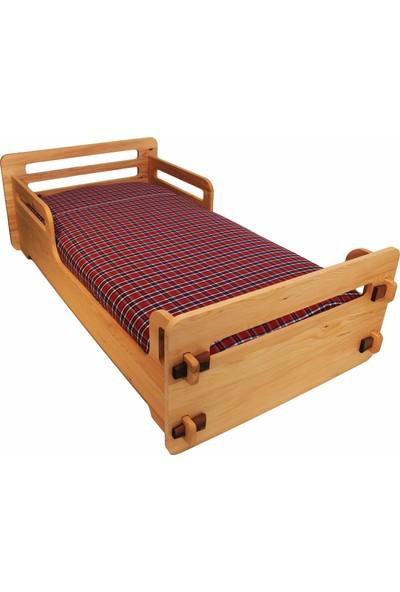Minig Doğal Köknar Pratig Yatak Model 1