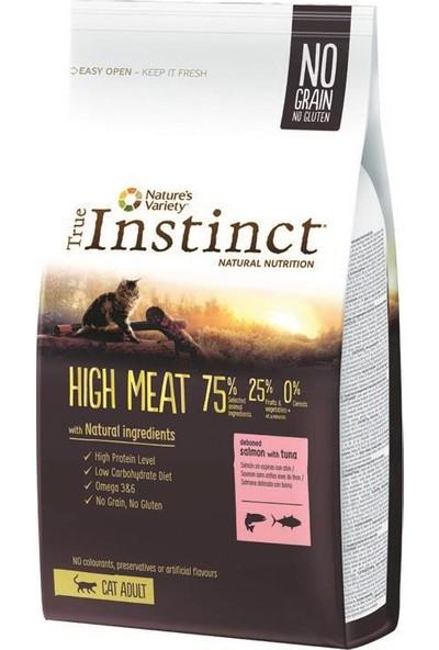 True Instinct Yüksek Etli Somonlu Tahılsız Yetişkin Kedi Maması 7 kg