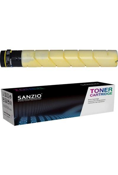 Sanzio Konica Minolta Tn 321Y Bizhub C224 C284 C364 Muadil Toner 25000 Sayfa Sarı