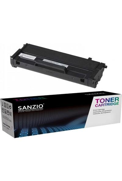 Sanzio Ricoh Sp 150 Sp 150 150S 150SF Muadil Toner 1500 Sayfa Siyah