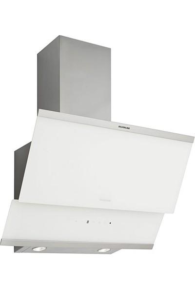 Silverline Beyaz Cam Ankastre Set Bo6503W01 - Cs5349W01 - 3420