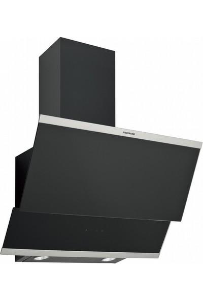Silverline Siyah Cam Ankastre Set Bo6504B01 - Cs5349B01 - 3420