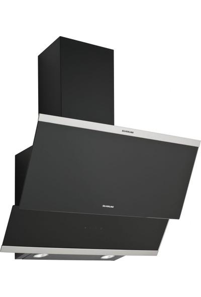 Silverline Siyah Cam Ankastre Set Bo6502B01 - Cs5349B01 - 3420