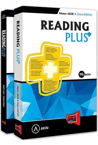 Yargı Yayınevi Reading Plus 2020 Elementary Upper Intermediate
