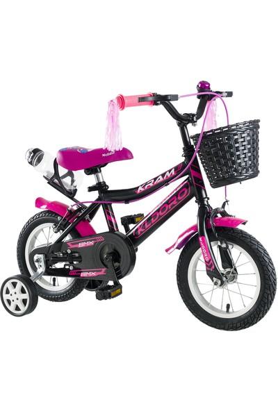 Kldoro 1211 Sindy Kram 12 Jant Bisiklet 3-7 Yaş Arası Kız Çocuk Bisikleti