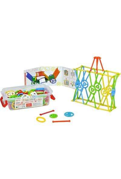 Efe 450 Çubuklu Puzzle Yapboz - Küçük