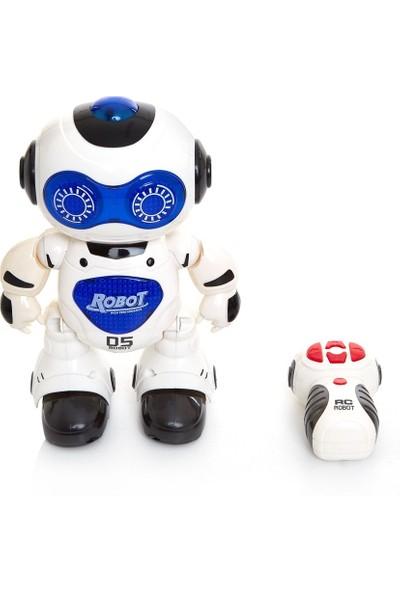 Birlik Oyuncak Uzaktan Kumandalı Işıklı Müzikli Dans Eden Akıllı Robot