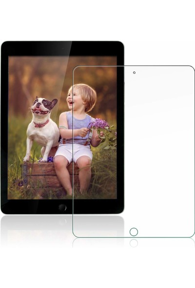 UKS Apple iPad 7. Nesil 10.2 Nano Glass Ekran Koruyucu