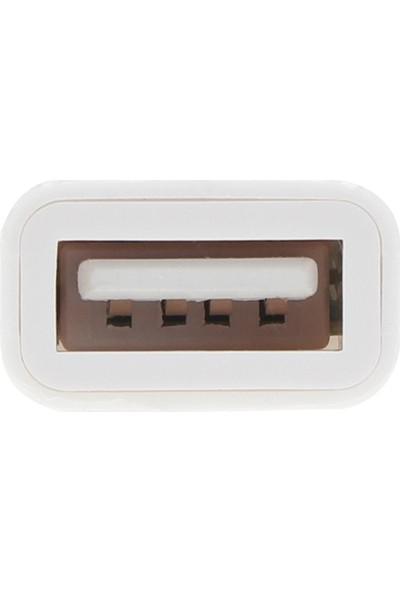 Ssmobil Nk102 Apple iPhone Lightning To USB Kamera Adaptörü SS26093