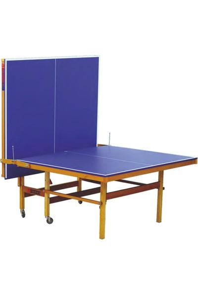 Kimpaş Ahşap Ayaklı Masa Tenisi Masası