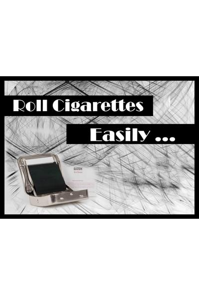 Gizeh Als Tobacco Gizeh Sigara Sarma Makinası, Tutun Tabakası, Sigara Tütün Sarma Aleti