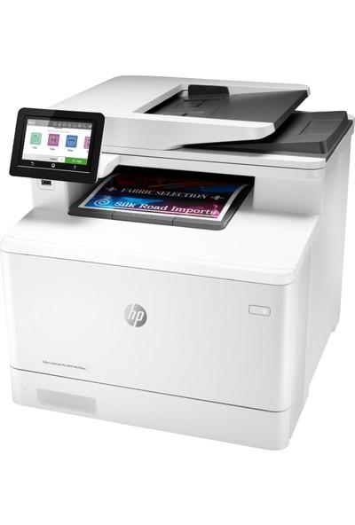 HP Color Laserjet Pro M479FNW Yazıcı/Fotokopi/Tarayıcı/Fax W1A78A