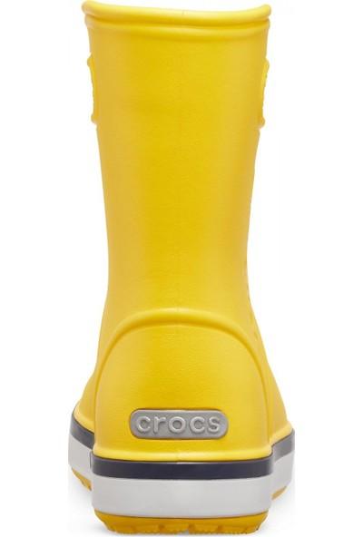 Crocs 205827 734 Crocband Rain Boot Yağmur Çizmesi Botu