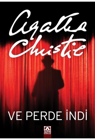 Ve Perde İndi - Agatha Christie