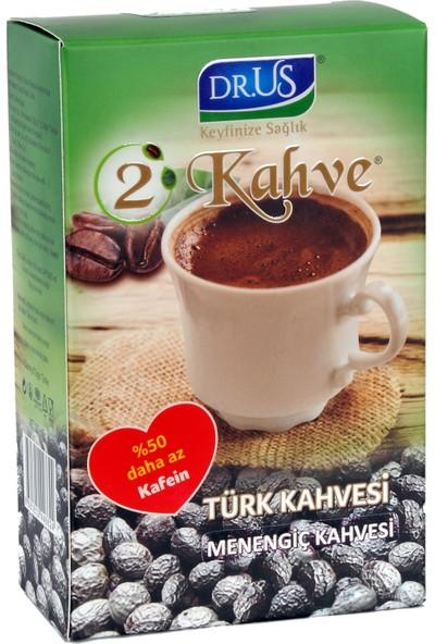 Dr.us 2 Kahve Menengiç Türk Kahvesi 220 gr