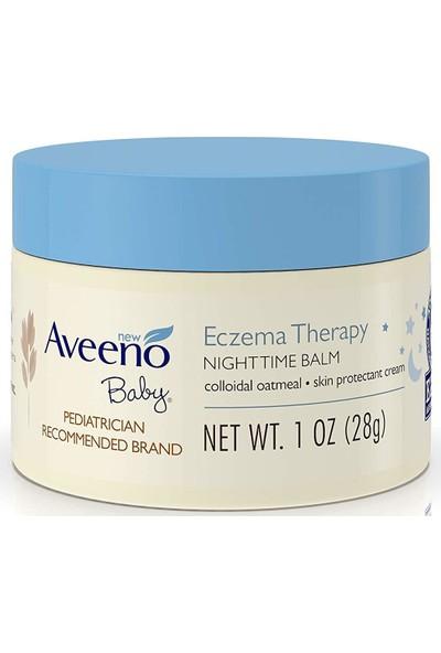 Aveeno Baby Eczema Therapy Gece Balsamı 28 gr