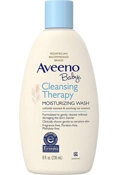 Aveeno Baby Cleansing Therapy Nemlendirici Bebek Yıkama 236 ml